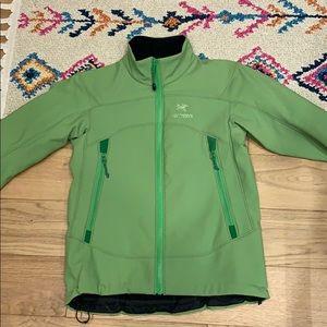 Arc'teryx soft shell jacket
